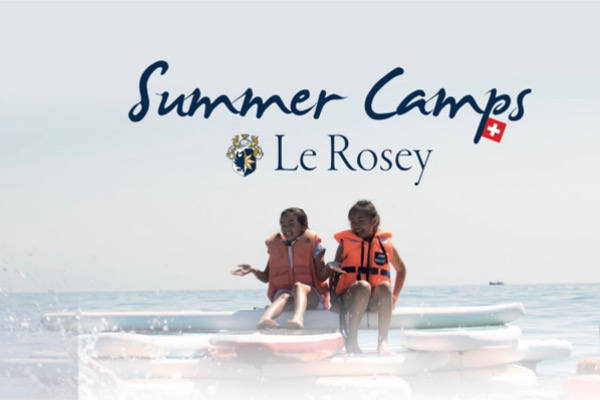 Le Rosey Summer Camps VIP Networking