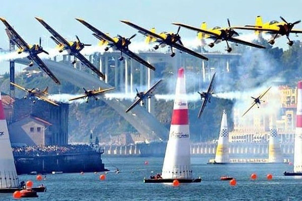 Cannes Redbull Air Race Yacht Package