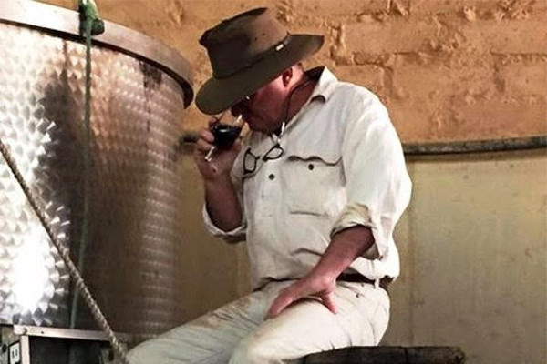 Sally's Paddock Masterclass With Winemaker Neill Robb